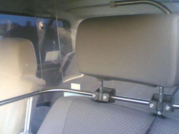 出租车挡板PC耐力板