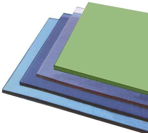 PC多色耐力板