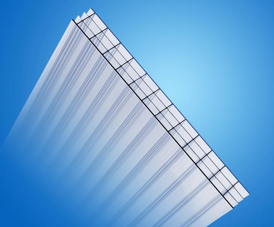 PC透明阳光板