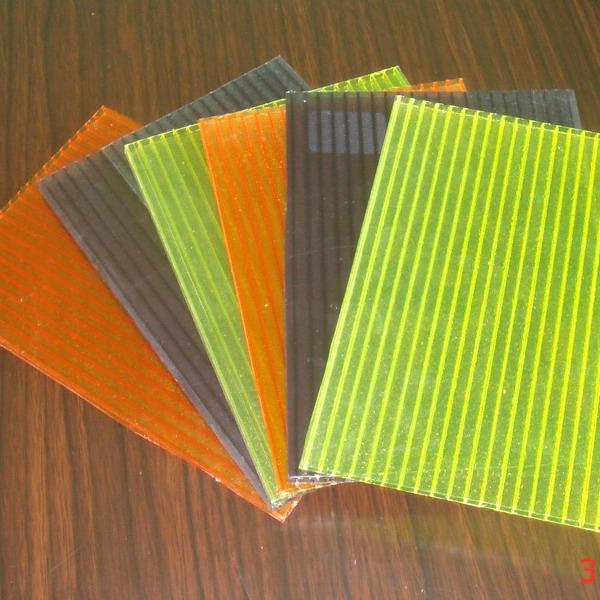 PC多色阳光板